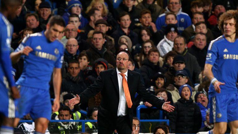 Rafael Benitez: Planning to rotate Chelsea squad