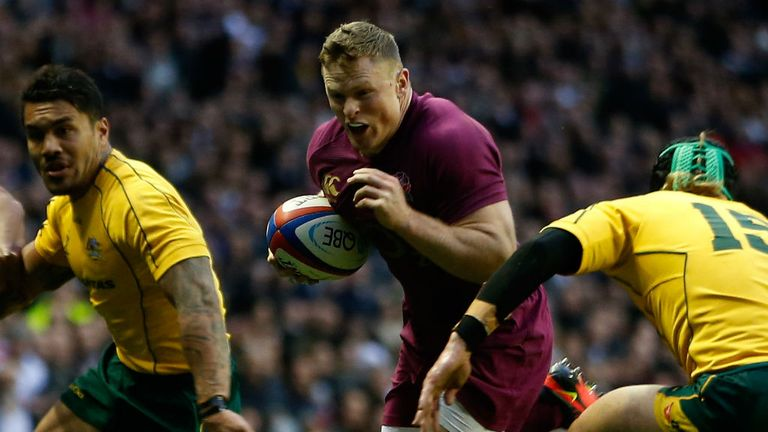Chris Ashton: England lacked clinical edge