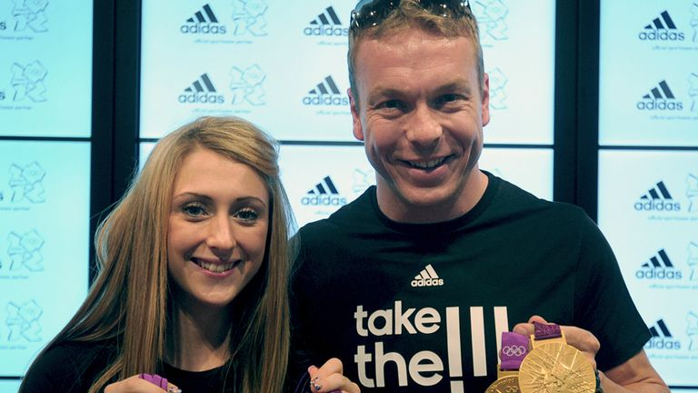 Sir Chris Hoy: Believes Trott can go on to become an Olympic legend