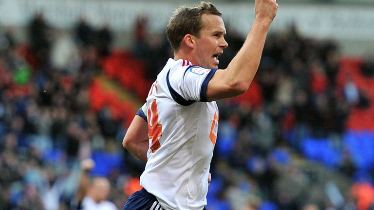 Kevin Davies is leaving Bolton at the end of the season