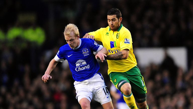 Steven Naismith: Opened the scoring for Everton