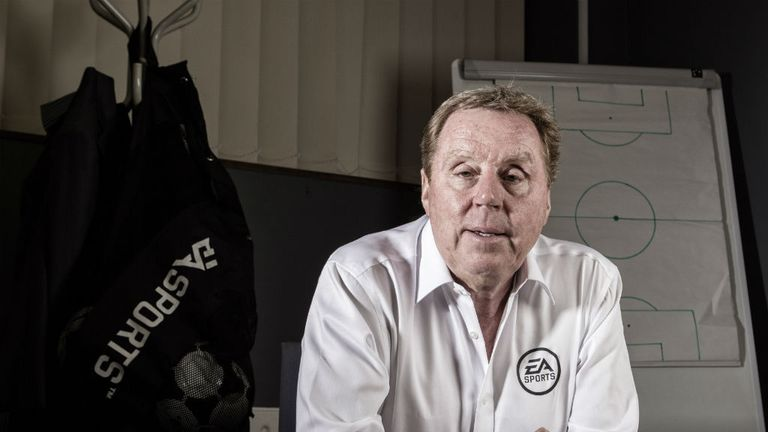 Harry Redknapp: 'It was probably the happiest time of my life when I was manager at Portsmouth'