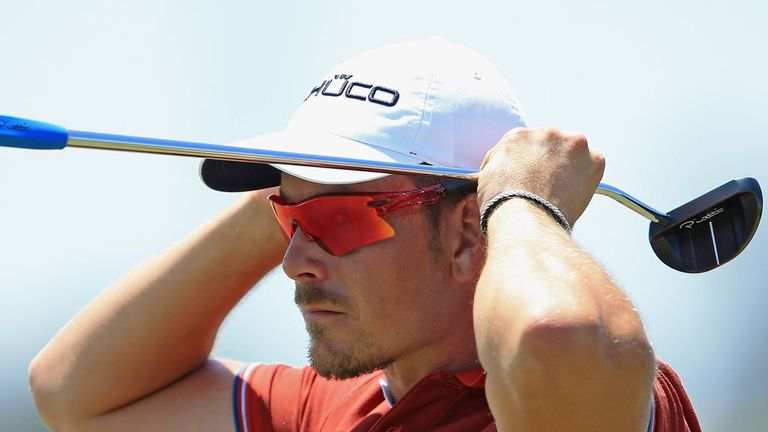 Henrik Stenson: Retains a three-shot lead after day three of the South Africa Open