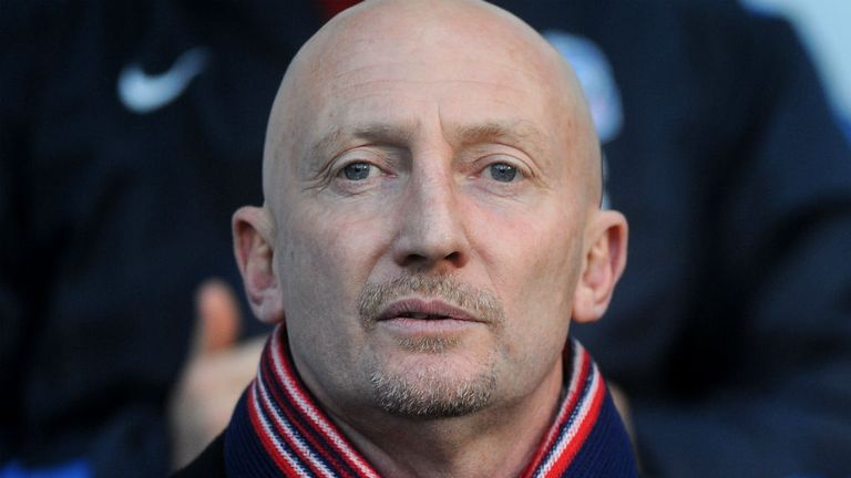 Ian Holloway: Raided old club