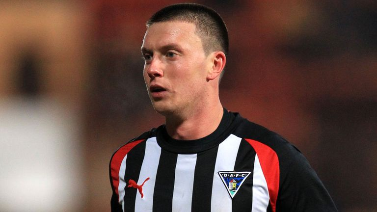 Joe Cardle: Completed the scoring for Dunfermline