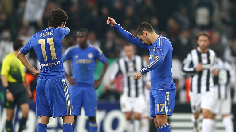 Chelsea: could be beaten to second spot by Juventus, suspects Quinn