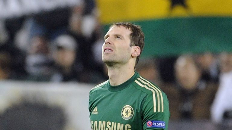 Petr Cech: Rued Chelsea's results against Juventus