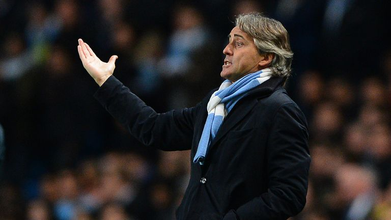 Roberto Mancini: His side are winning plenty of support from punters