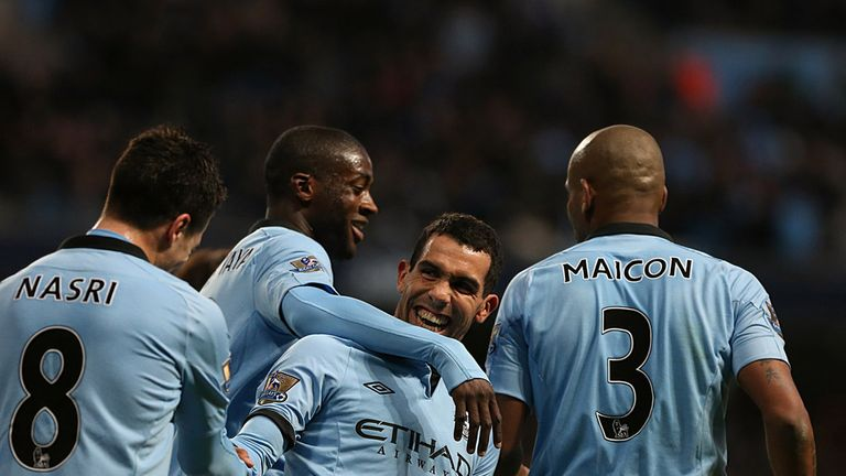 Carlos Tevez: Enjoying life at Manchester City again