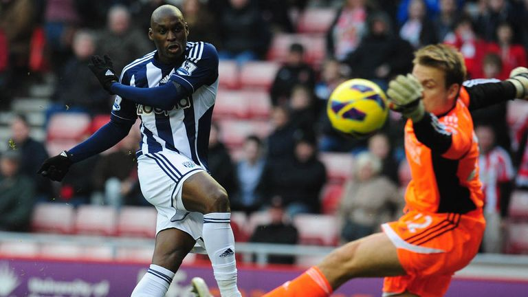 Marc-Antoine Fortune: Has joined Wigan on free transfer