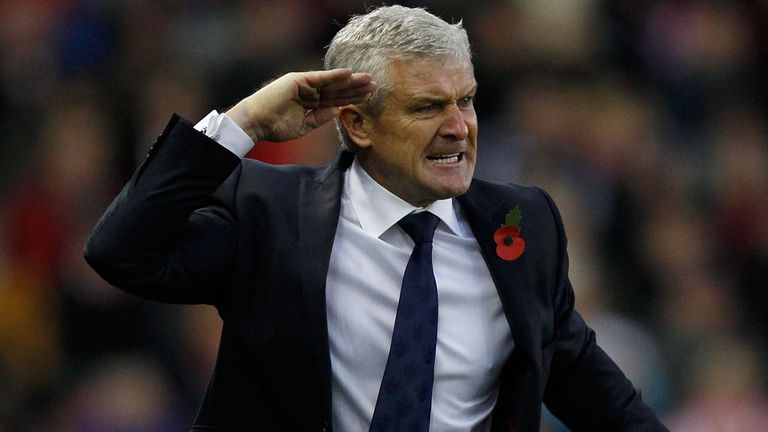Mark Hughes: Has been relieved of his position as QPR manager