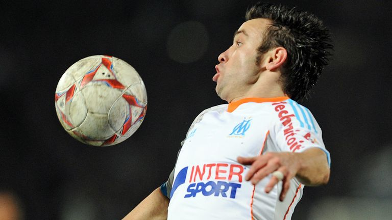 Mathieu Valbuena: Is attracting interest from Barcelona, according to his agent