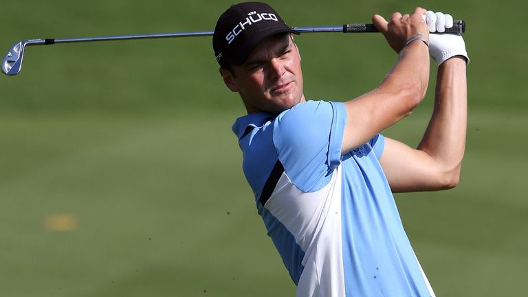 Martin Kaymer: Heading west in 2013