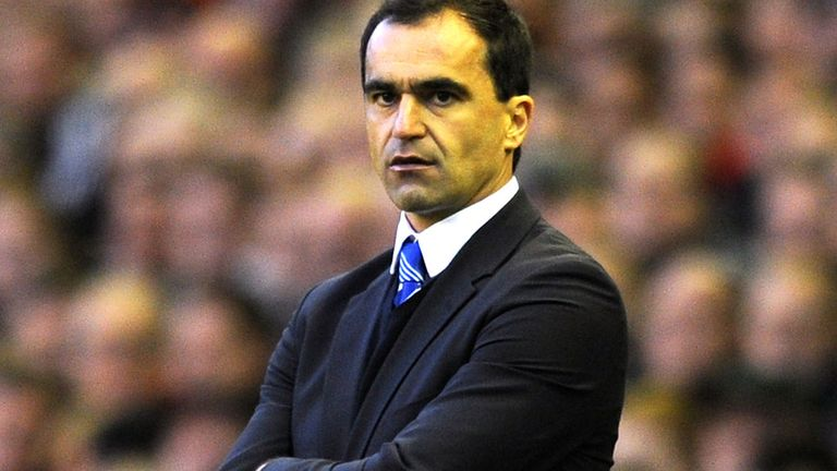 Roberto Martinez braced for a Royal battle
