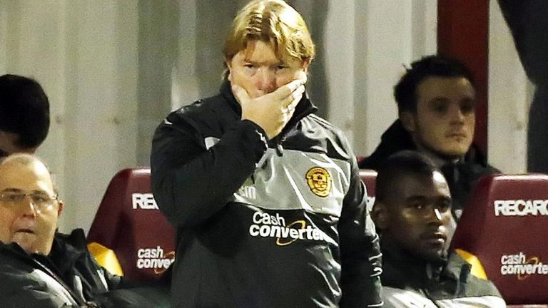 Stuart McCall: Big win had been coming