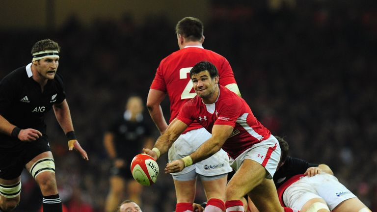 WRU concerned by exodus of players from Welsh rugby like Mike Phillips (pictured)