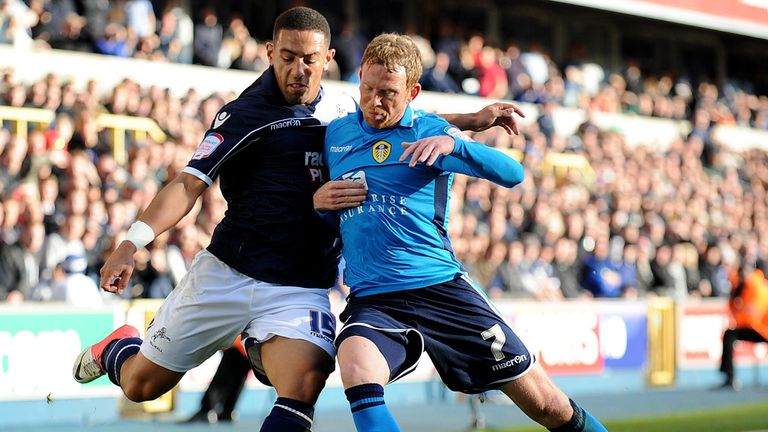 Liam Feeney: Millwall winger has joined Bolton on loan