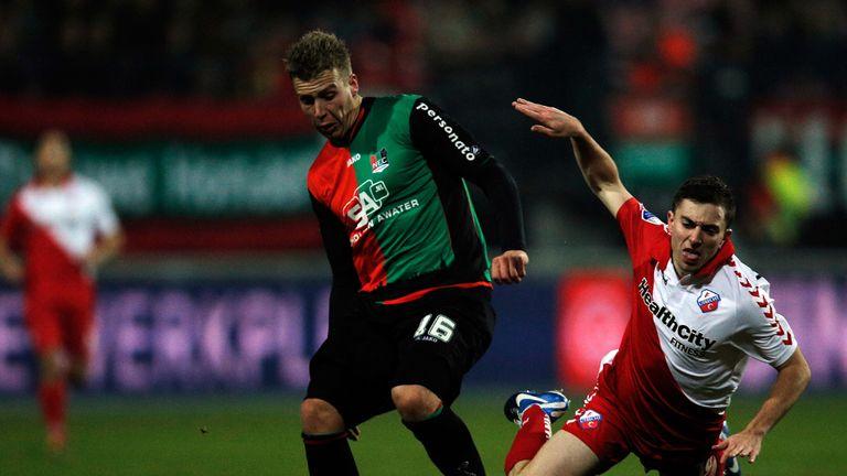 NEC Nijmegen: 2-0 winners over FC Utrecht