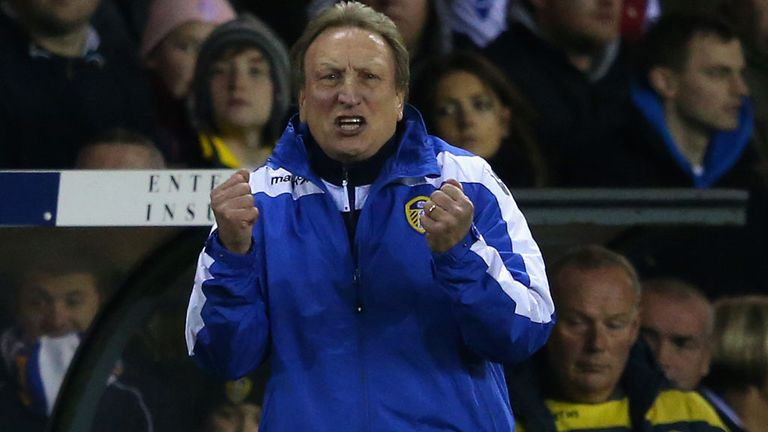 Neil Warnock: Leeds boss was pleased with the impact of his loan signings
