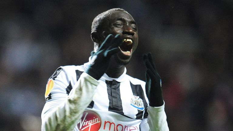 Papiss Cisse: Newcastle striker was wanted by Martin Jol