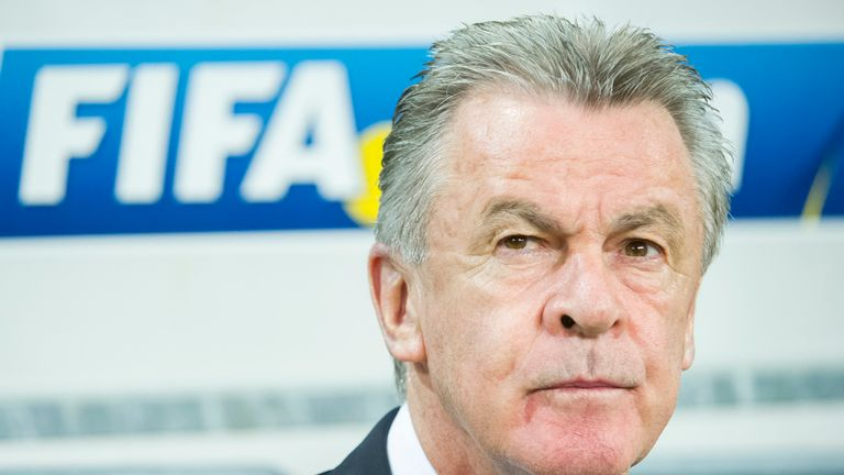 Ottmar Hitzfeld: Will retire after Brazil 2014