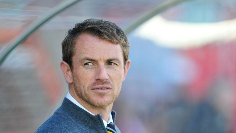 Rowett: Delighted with Drury showing