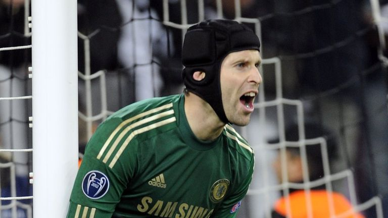 Petr Cech: Chelsea keeper hopes to take the momentum into the Club World Cup