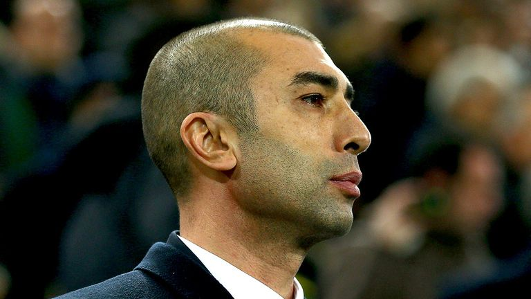 Roberto Di Matteo: Now favourite for Leeds job