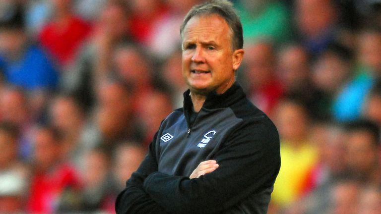 Sean O'Driscoll: Claims his side had the upper hand at the City Ground
