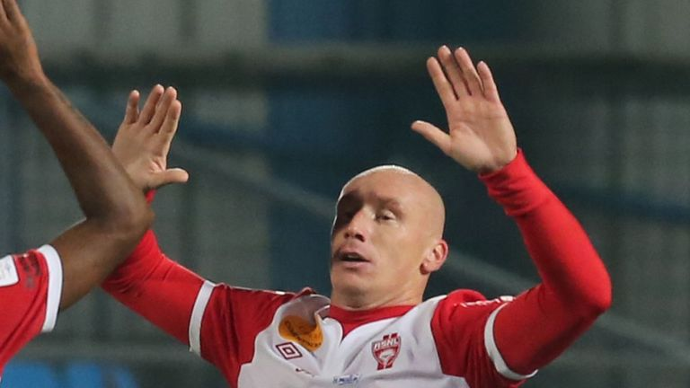 Sebastien Puygrenier: Warns his side