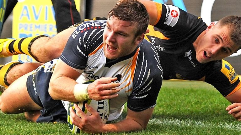 Andy Short: Will leave Sixways to join Bristol in the summer