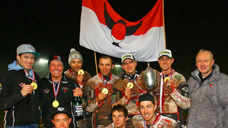 Swindon Robins to represent Great Britain in the new 2013 FIM Speedway Club Championship (photo by Les Aubrey)