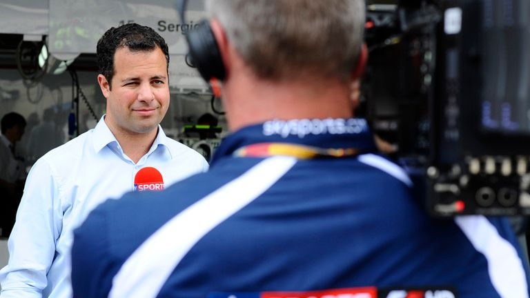Ted Kravitz will be broadcasting live on all 12 days of testing from Jerez and Barcelona