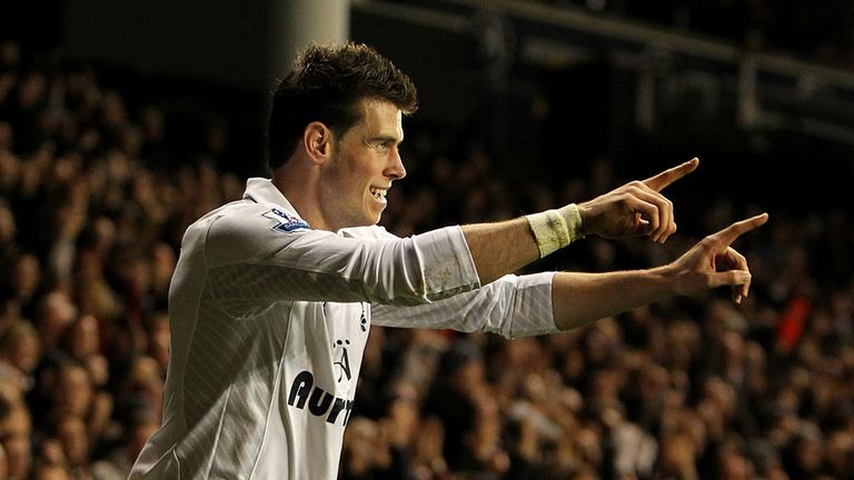 Gareth Bale: Has desire to play abroad