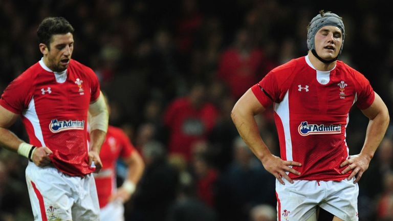 Wales crashed 33-10 to New Zealand but Warren Gatland was proud of his troops
