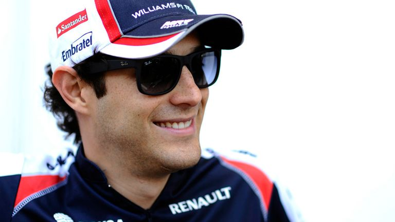 Bruno Senna: Hoping he can convince Williams to keep him on