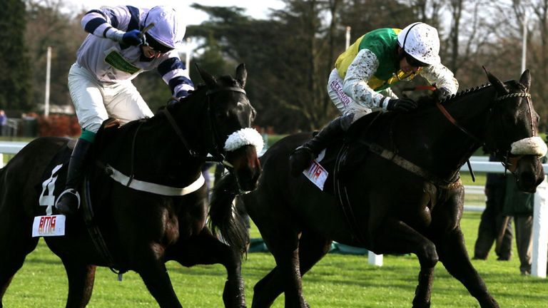 Many Clouds: Sandown's EBF Final aim