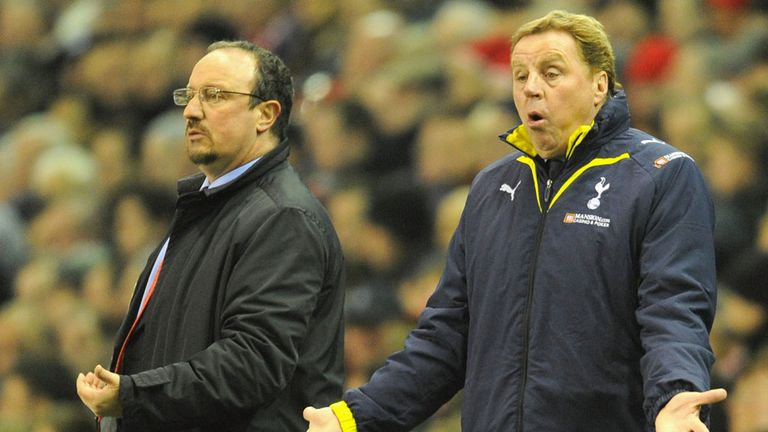 Harry Redknapp: Believes Rafael Benitez needs instant success