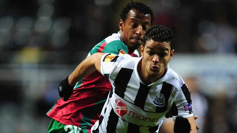 Hatem Ben Arfa: Forward injured as Newcastle draw