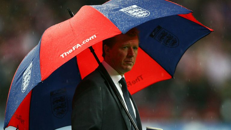 Steve McClaren had a night to forget last time he faced Slaven Bilic