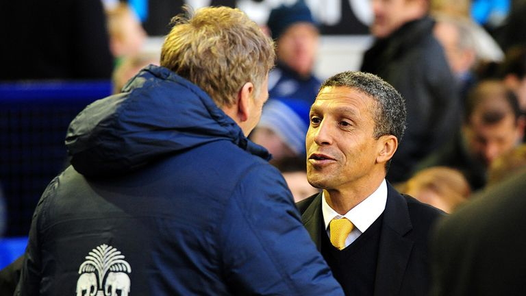 Chris Hughton: Norwich showed great character