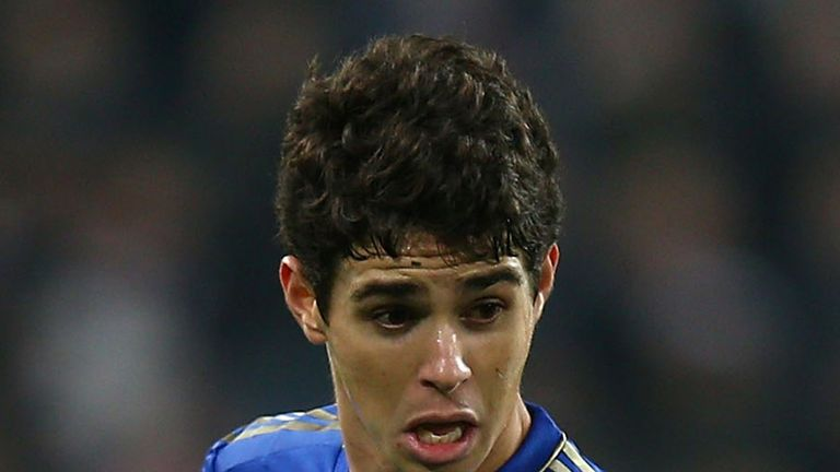 Oscar: Eyeing victory in Sunday's FIFA Club World Cup final against Corinthians