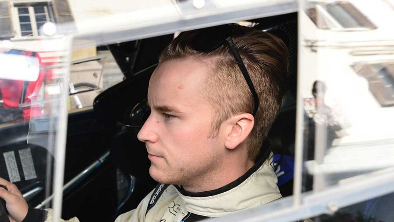 Mads Ostberg: M-Sport deal for Norwegian driver