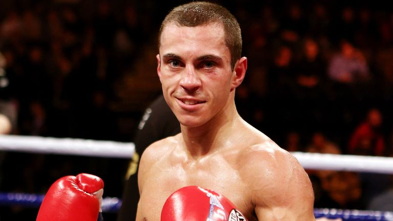 Scott Quigg: was at ringside in Belfast to see Carl Frampton claim the European title