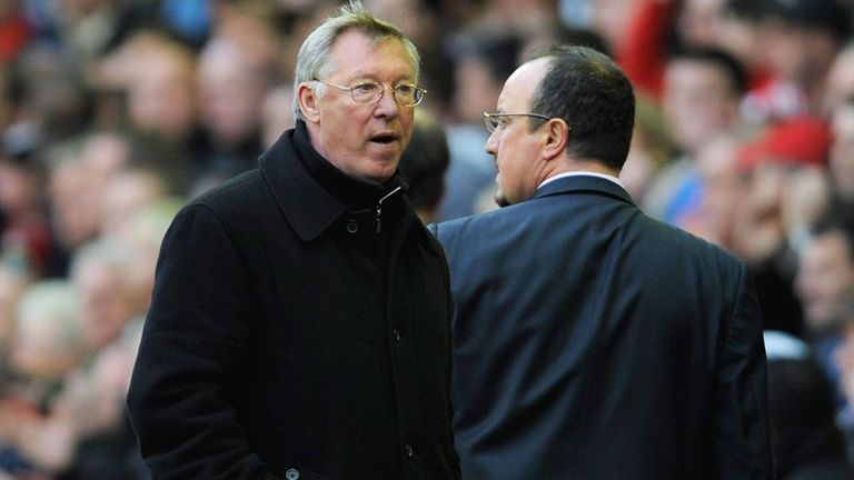 Sir Alex Ferguson: Praise for old foe Rafa Benitez