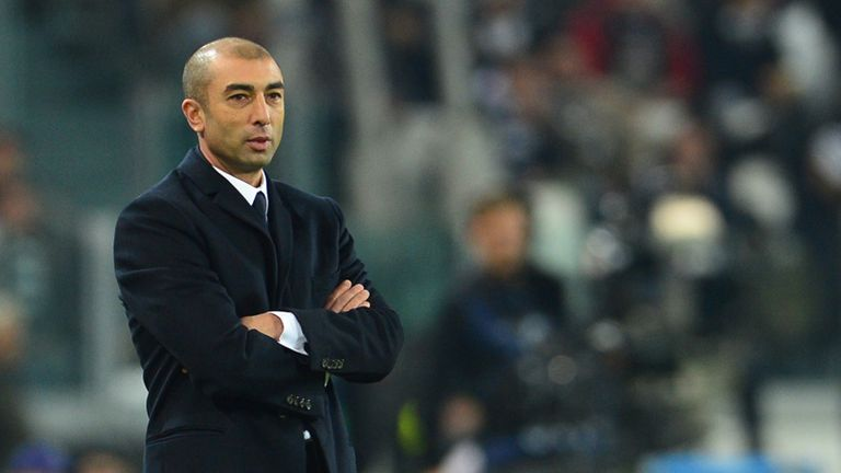 Di Matteo: Italian was never first choice at Chelsea, says Jamie