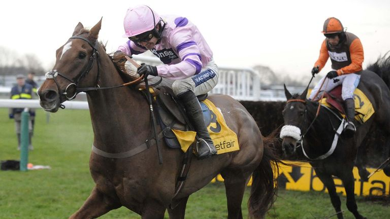 Silviniaco Conti: Bidding to follow in illustrious hoofprints