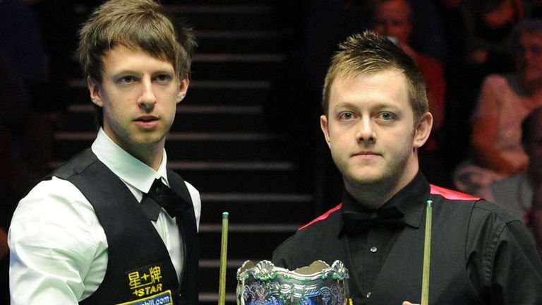 Judd Trump: Defeated Mark Allen in last year's UK final