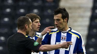 Manuel Pascali: Given two-game ban by SFA
