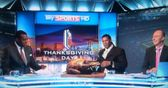 Thanksgiving Day NFL on Sky Sports: 24 hours of American Football shows on Sky Sports 1 on Thursday